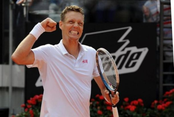 Tomas Berdych - photo by EFE
