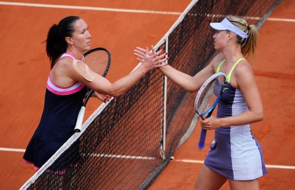 Sharapova and Jelena